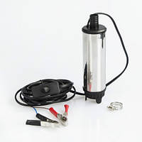 Погружной электро насос для перекачки дизельного топлива 12V / Погружной електро насос для перекачування