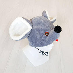 Дитяча маскарадна шапочка Zolushka мишка (ZL230)