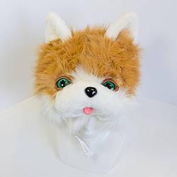 Дитяча маскарадна шапочка Zolushka кіт коричневий (Z2351)
