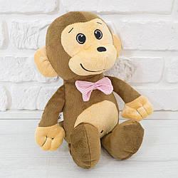 М'яка іграшка Zolushka Мавпочка Кімо 33см (ZL595)