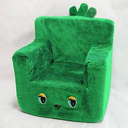 Дитячий Стільчик Zolushka 43см зелений (ZL2175)