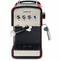 Кофеварка эспрессо Polaris Adore Crema Россо PCM-1516-E 850 Вт