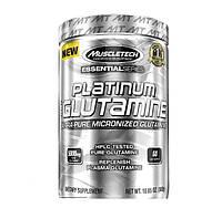 Глютамин MuscleTech Platinum 100% Glutamine (302 g)