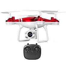 Квадрокоптер Tenxing TXD 8S, 1080P видеокамера (красный)