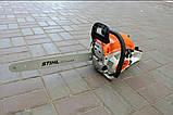 Бензопила Штіль MS 362 (шина 45 см, 3.5 кВт) Ланцюгова пила Штиль MS 362, фото 7