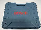 Ударный шуруповерт Bosch GSB 24-2LI (24V 5Ah) с набором инструментов. Шуруповерт Бош, фото 4