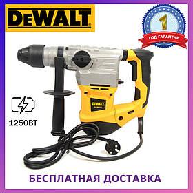 Перфоратор DeWALT D25601K (1250 Вт, 2-12 Дж) Профессиональный перфоратор Деволт
