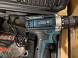 Шуруповерт Bosch TSR18-2Li (18v 2ah) з набором інструментів (97 од.) шуруповерт бош, фото 4