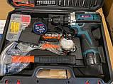 Шуруповерт Bosch TSR18-2Li (18v 2ah) з набором інструментів (97 од.) шуруповерт бош, фото 5