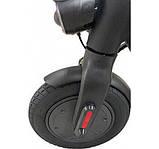 "Електросамокат Crosser E9 Premium (перфорація) 10"" - Чорний (1000вт, 7500 mAh) електричний самокат кросер е9, фото 5"