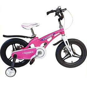 Велосипед детский двухколесный облегченный Crosser MAGNESIUM BIKE PREMIUM