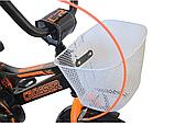 Велосипед дитячий двоколісний Rocky Crosser-13 з кошиком і багажником, фото 3