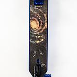 Трюковий самокат з пегами для стрибків Crosser GHOST, 110 мм, самокат для трюків, фото 10