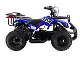 Квадроцикл електричний дитячий Кроссер, потужність двигуна 800W/36V, фото 7