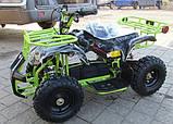 Квадроцикл электрический детский Кроссер, мощность двигателя 800W/36V, фото 8