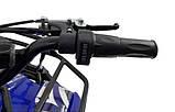Квадроцикл электрический детский Кроссер, мощность двигателя 800W/36V, фото 9