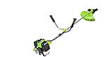 Бензиновая мотокоса 2-х тактная Viper CG-430B триммер бензиновый, бензотриммер, бензокоса, фото 2