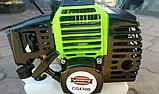 Бензиновая мотокоса 2-х тактная Viper CG-430B триммер бензиновый, бензотриммер, бензокоса, фото 5