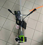 Бензиновая мотокоса 2-х тактная Viper CG-430B триммер бензиновый, бензотриммер, бензокоса, фото 7
