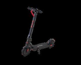 """Электросамокат складной Proove X-city Lite 8,5"""" - Черный, электрический самокат 250 W и пневматические шины"""
