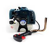 """Мотокоса бензинова 2-х тактний MAKITA 626 (5.2 кВт.) Комплектація """"СТАНДАРТ"""", тример, бензотример Макіта, фото 3"""
