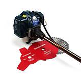 """Мотокоса бензинова 2-х тактний MAKITA 626 (5.2 кВт.) Комплектація """"СТАНДАРТ"""", тример, бензотример Макіта, фото 4"""