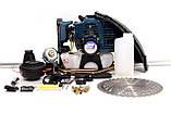 """Мотокоса бензинова 2-х тактний MAKITA 626 (5.2 кВт.) Комплектація """"СТАНДАРТ"""", тример, бензотример Макіта, фото 5"""