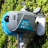 """Мотокоса бензинова 2-х тактний MAKITA RBC-5400 LIMITED EDITION (5.4 кВт.) Комплектація """"ЕКО"""", тример, фото 6"""