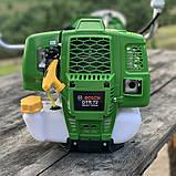 """Бензиновая мотокоса 2-х тактный BOSCH GTR 72 (5,6 кВт.), Комплектация """"ЭКО"""" триммер, кусторез, бензокоса Бош, фото 5"""