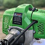 """Бензиновая мотокоса 2-х тактный BOSCH GTR 72 (5,6 кВт.), Комплектация """"ЭКО"""" триммер, кусторез, бензокоса Бош, фото 6"""