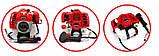 "Мотокоса бензинова 2-х тактний HONDA RBC 525L (3,8 кВт) Комплектація ""VIP"", тример, кущоріз бензокоса Хонда, фото 6"