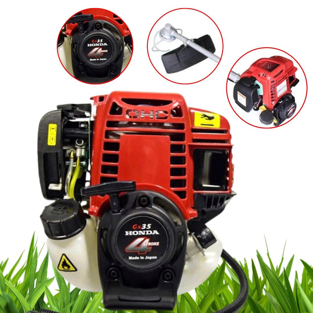 "Мотокоса бензинова 4-х тактний HONDA GX35 (3,5 кВт.) Комплектація ""PLATINUM"" тример кущоріз бензокоса Хонда"