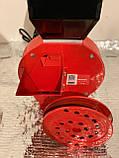 Зернодробарка + Млин Makita EFS 4200 (4.2 кВт, 280 кг/год), Кормоізмельчітель Макіта для зерна і коренеплодів, фото 4