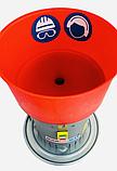 ЗЕРНОДРОБАРКА МІНСЬК МЗТ ДЗ-25 (1.3 кВт, 300 кг/год). Кормоізмельчітель з баком 25 л. ДКУ, фото 3