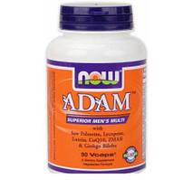 Витамины для мужчин NOW Adam (90 caps)