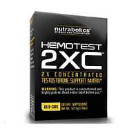 Повышение тестостерона Nutrabolics HemoTest 2XC (60tab)