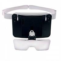 Лупа бинокулярная Magnifier TH-9203 3.5x