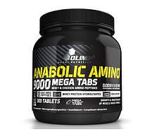 Аминокислоты Olimp Anabolic Amino 9000 Mega Tabs (300 tabs)