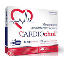 Здорове серце Olimp CardioChol (30 caps)