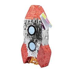 Піньята Ракета з стрічками