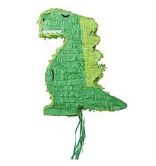 Піньята Динозавр із стрічками