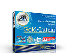 Лютеин Olimp Gold-Lutein (30 caps)