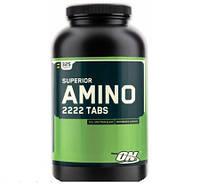 Аминокислоты Optimum Nutrition Amino 2222 (320 tabs)