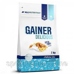 Gainer Delicious - 3000g Strawberry (Повреждена упаковка)