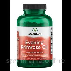 EFAs Evening Primrose Oil 1300 mg - 100 Sgels (До 11.21)