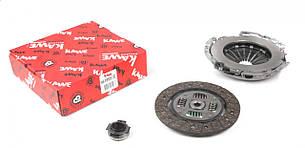 Комплект зчеплення Fiat Doblo 1.6 16V 01- (d=200mm) (+вижимний) KAWE (Нідерланди) 961895
