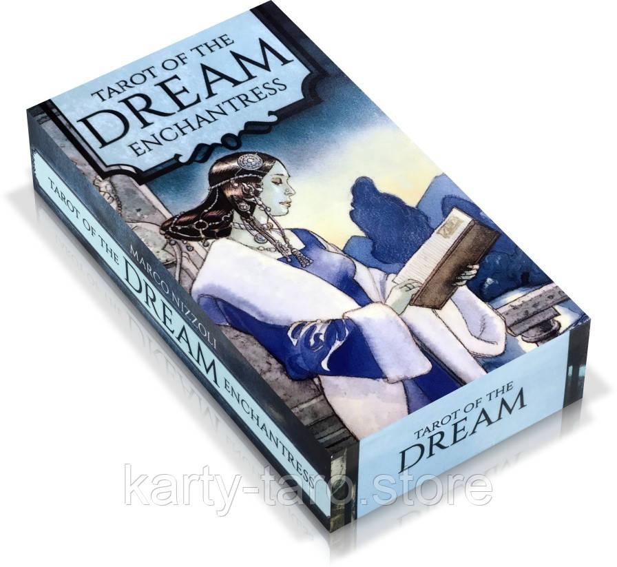 Карти Таро Магія Снів (Таро Снів Чарівниці, Таро Сни Чарівниці) / Tarot of the Dream Enchantress