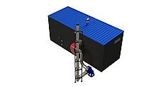Блочно-модульная котельная 200 кВт