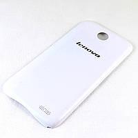 Задняя крышка для Lenovo A516, Original, Белая /панель/корпус/накладка /леново