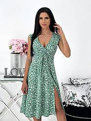 Сарафан жіночій сукня  літня розміри 42 44 46 48  Новинка 2021 забарвлення 8